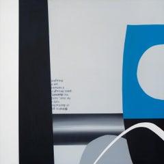 Blind to Good and Evil, Ramsey Dau, 2014, Acrylic, Wood panel, Realism