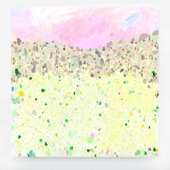 Anouk, 2015, Kenton Parker, Acrylic, Oil, Color Pencil, Crayon, Canvas, Abstract