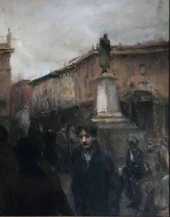 Gray Day Milan
