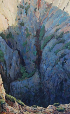 Black Canyon 2 (landscape, rock, canyon, shadows)