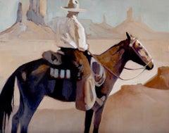 Cowboy Reflections