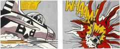 Roy Lichtenstein - Whaam