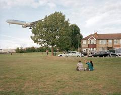 Philipp Ebeling - Myrtle Avenue Picnic, Southern Runway Heathrow Airport, Hounslow