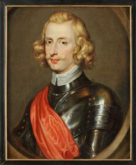 Portrait of the Cardinal-Infante Ferdinand of Austria as soldier