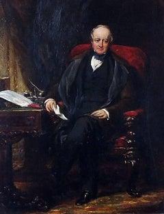 Portrait of Joseph Hodgson PRCS (1788-1869)