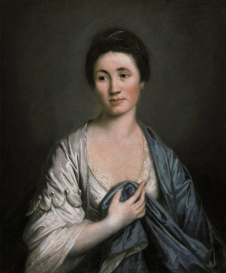 Portrait of Martha Seymer as Modesty