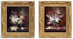 Painting 19th Century Flowers