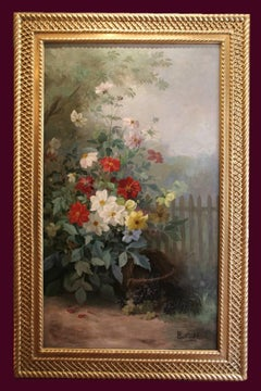Painting Floral Art 1904