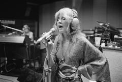 'Fleetwood Mac' (Silver Gelatin Print)