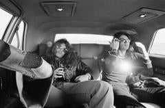 'Deep Purple Tour America' (Silver Gelatin Print)