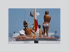 'Yacht Holiday'  (Chromaluxe Aluminium Print)