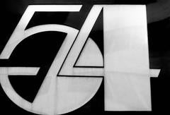 'Disco Club Studio 54' (Silver Gelatin Print)