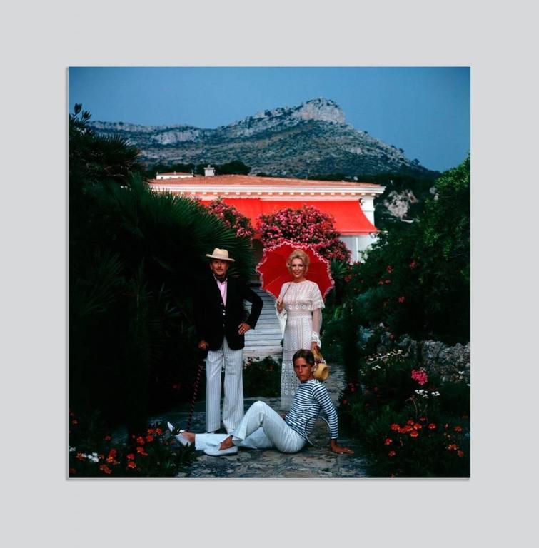 Monte Carlo Christmas Party: 'De Rosieres Family' Monte Carlo (Chromaluxe