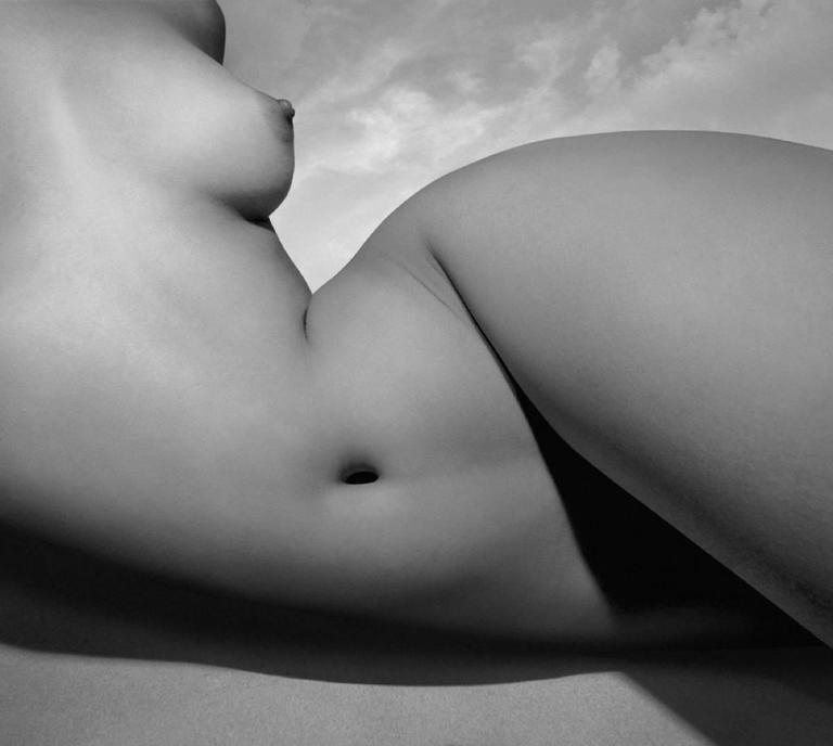 Nude female torso, slovakia nudist