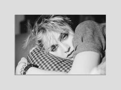 'Madonna' New York City  (Chromaluxe Aluminium Print)
