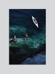 'Capri Holiday' (Chromaluxe Aluminium Print)