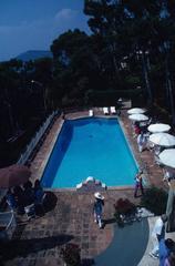 'Monaco Villa' 1981  (Archival Pigment Print)