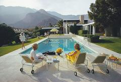 'Poolside Gossip' (Supersize C-type Print)