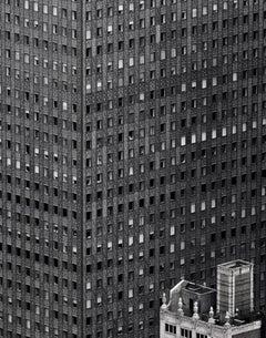 'New York Glitter'  Silver Gelatin print