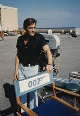 '007 Live And Let Die' 1973 Roger Moore