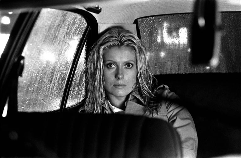Giancarlo Botti Black and White Photograph - 'Le Sauvage' 1975 Catherine Deneuve