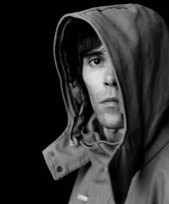 'Ian Brown Of The Stone Roses' (silver gelatin print Limited Edition)