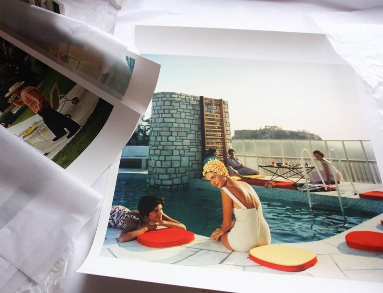 Hotel Du Cap Eden Roc Supersize Archival Pigment Print