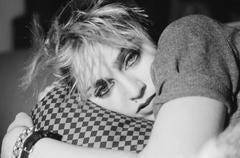 'Madonna' (Silver Gelatin Print)