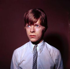 'David Bowie' 1960  (C type Print)