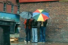 Harlem Umbrellas