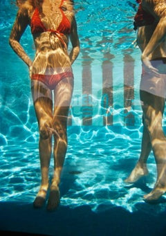 'Pool At Las Brisas' Slim Aarons Supersize C type Print