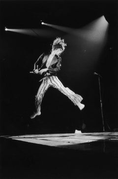 'Jumping Jack Flash' SIGNED & Limited Edition Silver Gelatin Print