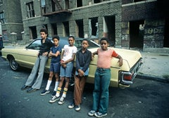Bronx Teenagers (Oversize C Type print) Limited Edition