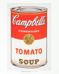 'Campbell's Soup I : Tomato'