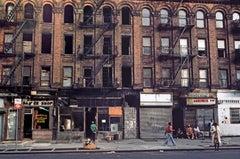 Harlem 1978  (Oversize C Type print) Limited Edition