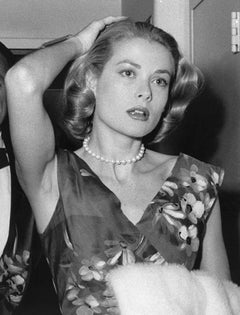 'Grace Kelly'  Limited Edition Silver Gelatin Print