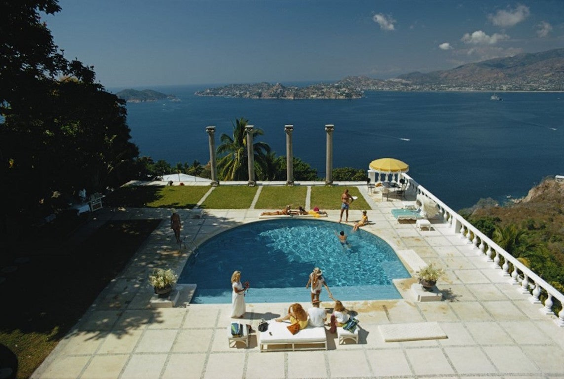 'Nirvana' Slim Aarons ESTATE EDITION
