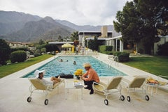 'Desert Party' Slim Aarons Estate Edition