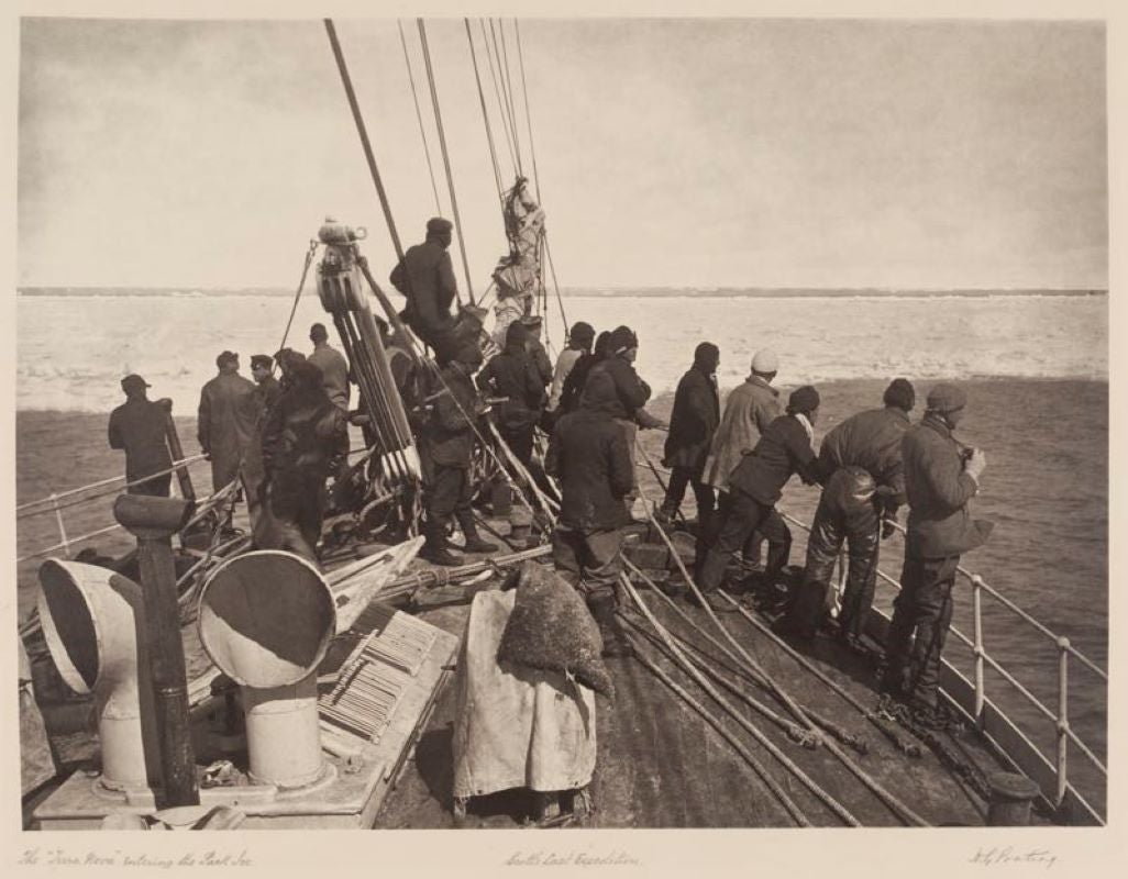 Entering The Ice Pack (1910-13)