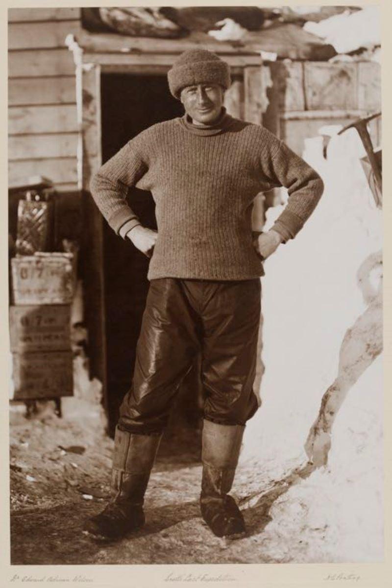 Dr. Edward Adrian Wilson (1910-13)