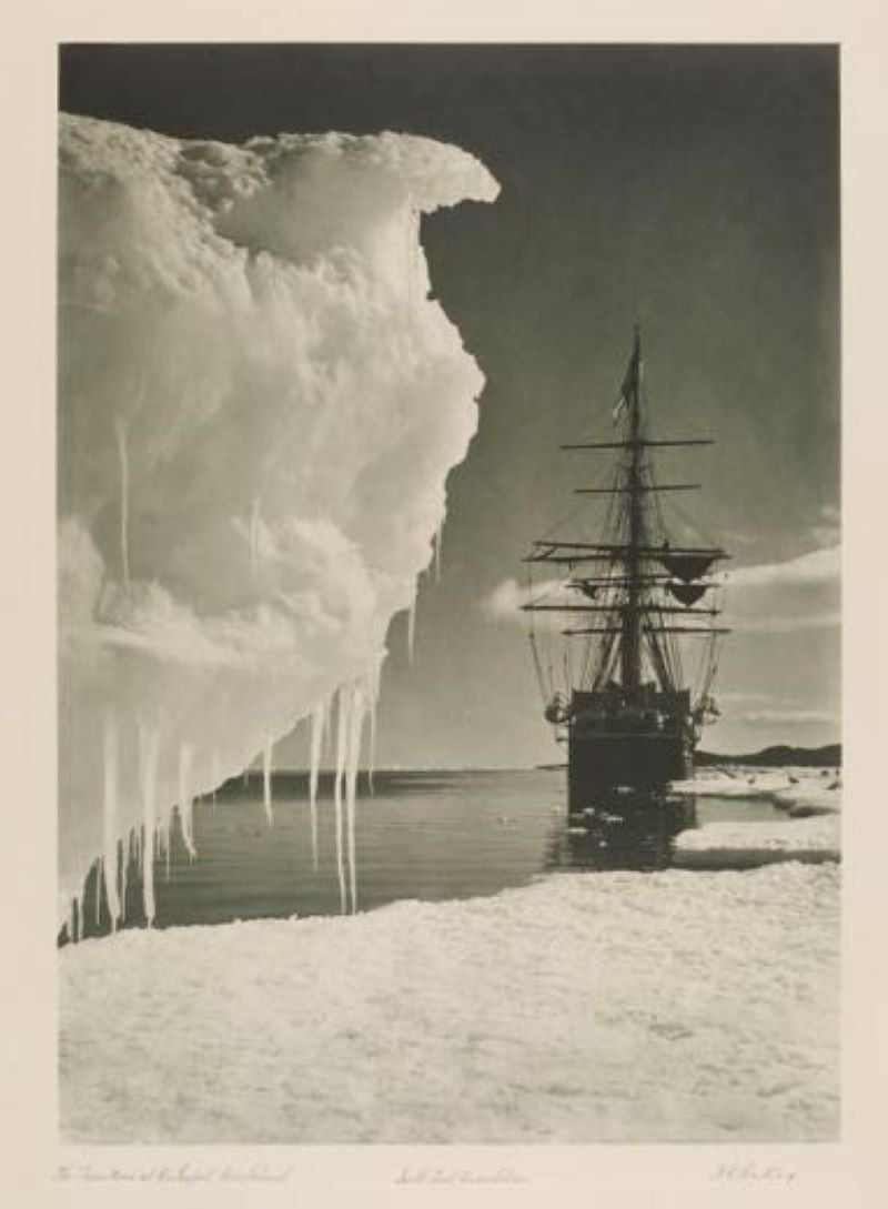 The British Antarctic Expedition (1910-13)