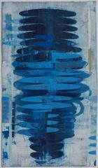 Study I Totem / Prussian Blue