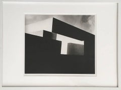 Staring into Space, Mondrian - Framed B&W Photography