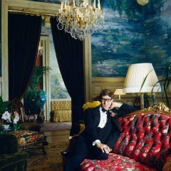 Untitled #5 Yves Saint Laurent Normandie-Limited edition archival pigment print