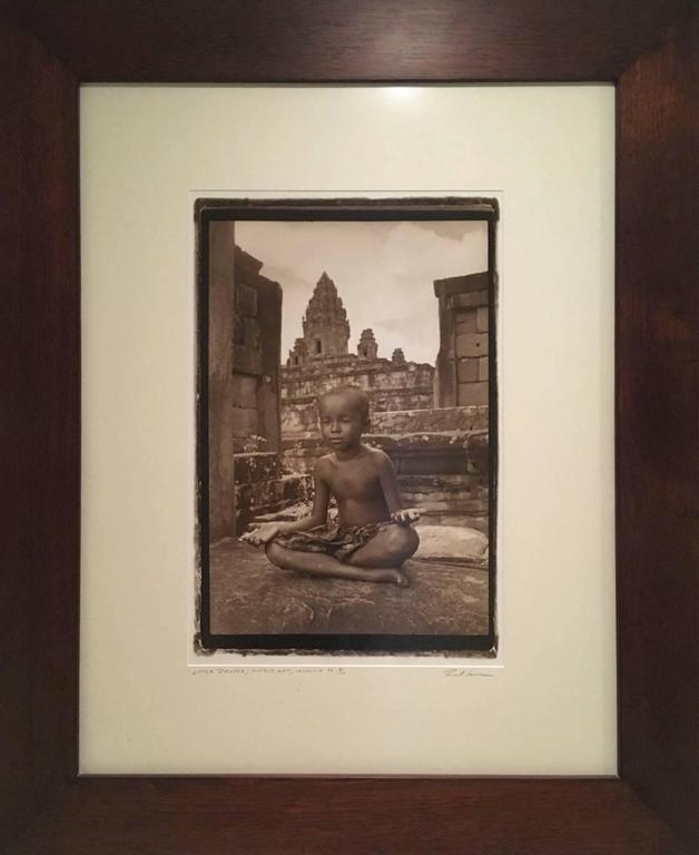 Robert Curran - Little Buddha Photograph Framed, Photograph: For ...