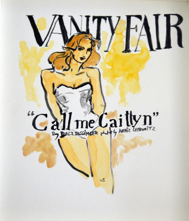 Vanity Fair Magazine Call Me Caitlyn Cover 2