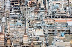 """""""Refinery"""", Aerial Photography, 2015"""