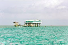 """Stiltsville 2"", Landscape Photography, 2015"