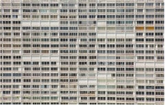 "'Balconies"", Medium Aerial Photograph, 2015"