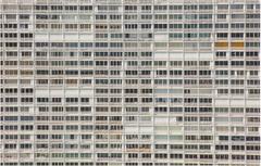 """'Balconies"""", Medium Aerial Photograph, 2015"""